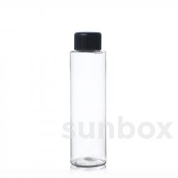Frasco TUBE 75ml PET Transparente