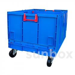 Caixa rebatível (80x60cm)