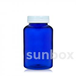 Frasco para comprimidos de 500ml Tampa Articulada