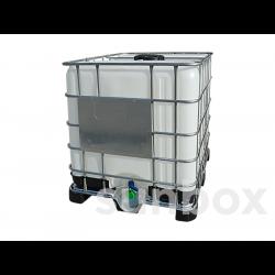Depósito IBC recuperado/limpo 1000L