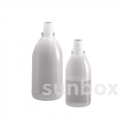 Frascos de gargalo estreito com tampa de bico 2000 ml