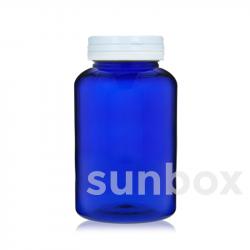 Frasco para comprimidos de 300ml Tampa Articulada