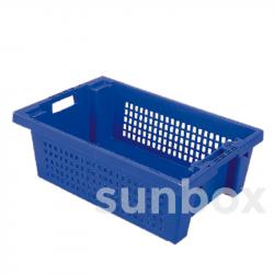 Caixa S-Box 35L Gradeada