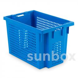 Caixa S-Box 70L Gradeada