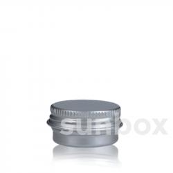 Boião Pil Alumínio 5ml