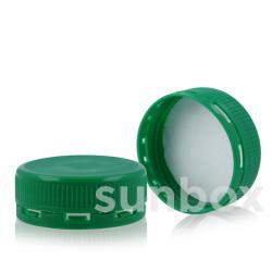 Tampa Verde D.38 com Capa adesiva