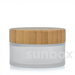 Boião Cristal Fosco Bambu 100ML