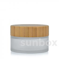Boião Cristal Fosco Bambu 15ML