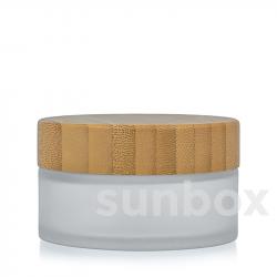 Boião Cristal Fosco Bambu 30ML