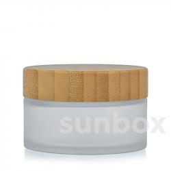 Boião Cristal Fosco Bambu 50ML