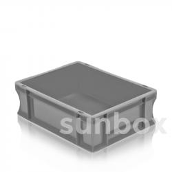 Caixa NE empilhável (60x40x10cm) 25L