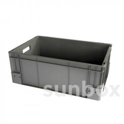 Caixa NE empilhável (60x40x17cm) 35L NOVA