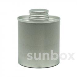 SCATOLA Alumínio 100ml rosca24