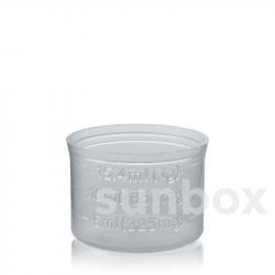 Copo medidor 15ml natural